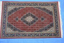 Genuine Persian Rug Wool And Silk 4.8x7