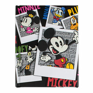 Disney Store Mickey Mouse and Friends Journal