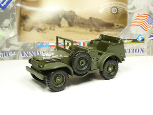 Solido 1/50 1941 Dodge WC 4x4 US Army Diecast Metal Model Car
