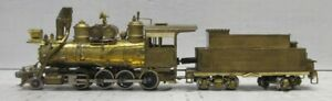 UNITED SCALE MODELS COLORADO & SOUTHERN 2-8-0 HOn3