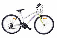 "LADIES 26"" WHEEL MTB TYPE BIKE 21 SPEED 18"" FRAME CRAZY LOW SALE PRICE NEW"