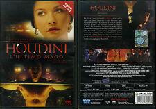 HOUDINI - L'ULTIMO MAGO - DVD (USATO EX RENTAL) - CATHERINE ZETA JONES