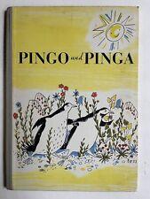 Gerhard Oberländer Pingo und Pinga, Bilderbücher,