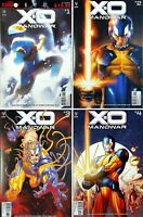 X-O Manowar #1B - 4B (2020)  Valiant Comics (Set of 4)