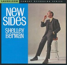 SHELLEY BERMAN - NEW SIDES - NOW ON CD!