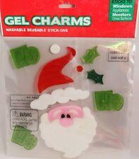 Christmas  Window Gels  SANTA  HO.HO.HO