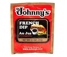 Johnny's French Dip au jus Powder 1.1 oz. Packet