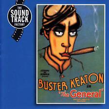 The General-1926-Buster Keaton-Original Movie Soundtrack Cd