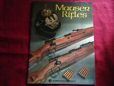 Mauser Rifles 1992 Nra American Rifleman Reprint Catalog 32 Pgs In Vg Condition