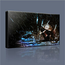 BATMAN CAVALIERE OSCURO fantastico iconica tela pop art print PICTURE ART Williams #03