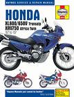 Haynes Manual 3919 Honda XL600V XL650V XL650 Transalp XRV750 Africa 1987-2007