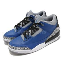 Nike Air Jordan 3 Retro III Varsity Royal Cement Grey Men AJ3 2020 CT8532-400