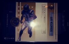 2001 Upper Deck e-Cards Unscratched #E-LT LaDainian Tomlinson San Diego Chargers