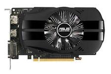 ASUS GeForce GTX 1050 2GB Phoenix Boost Graphics Card