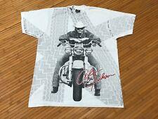Large - Vtg 90s Alan Jackson All Over Print Single Stitch 50/50 T-shirt Usa