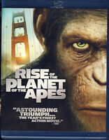 RISE OF THE PLANET OF THE APES (BLU-RAY) (BLU-RAY)