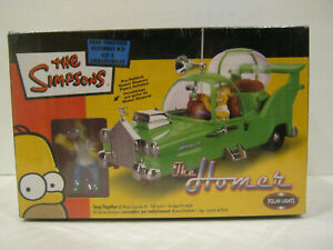 THE HOMER - The Simpson's - car Model Kit - POLAR LIGHTS..- SEALED!