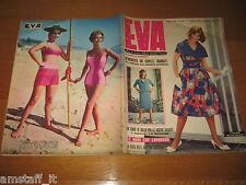 EVA=1959/27=RIVISTA MAGAZINE MODA DONNA WOMAN CUCINA ARREDAMENTO=