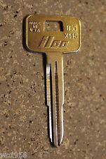 Ilco X145 keyblank for 1986-88 Chevy Nova