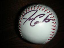 TORONTO BLUE JAYS HERO JOE CARTER AUTOGRAPHED MLB BASEBALL