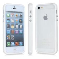 Fundas y carcasas bumperes Para iPhone 5s en color principal blanco para teléfonos móviles y PDAs
