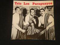 """Trio Los Paraguayos - Vinyl Record 7"""" Single - BBE. 123176"""