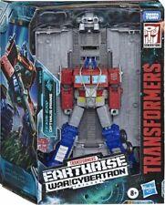 Optimus Prime Transformers War For Cybertron Earthrise Leader Class Figure