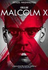Malcolm X 0883929135950 With Denzel Washington DVD Region 1