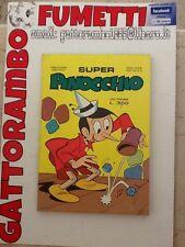 Super Pinocchio N.8 Anno 75 Edicola