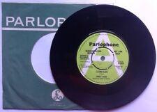 """Abbey Road John Wood Clunk Click 2 Track 7"""" Vinyl Green 'A' Label Promo Demo1972"""