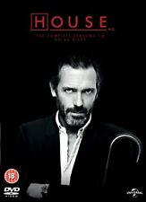 House: The Complete Seasons 1-8 [DVD][Region 2]