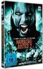 TNA IMPACT Wrestling Hardcore Justice 2 DVD Orig WWE WWF
