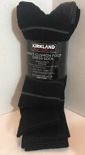 Kirkland Signature Men's Cushioned Dress Sock 4-pair