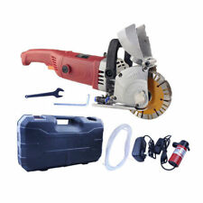 220v Hydropower Installation Wall Chaser Concrete Cement Cutting Grooving Machin
