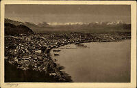 Bregenz Vorarlberg AK ~1920/30 Bodensee Rheintal Vorarlberger Schweizer Alpen