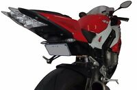 BMW S1000RR & S1000R 2010-18 Low Mount Fender Eliminator Tail Tidy Kit