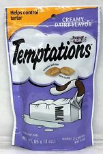 Whiskas Temptations Creamy Dairy Flavor Cat Treats 3 oz