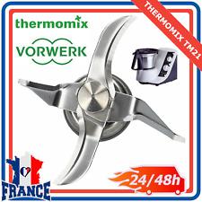 Lames Couteaux Mixeur Inox Compatible Robot Cuisine Vorwerk Thermomix Bimby TM21