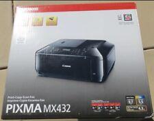 Canon PIXMA MX432 Wireless Color All-In-1 Inkjet Printer Scanner Copier Fax NEW