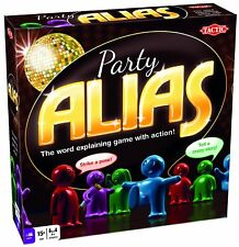Party Alias-word Explaining Game With a Twist-tactic Age 11