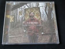 PJ Bond - You Didn't Know I Was Alphabetical (SEALED NEW CD)