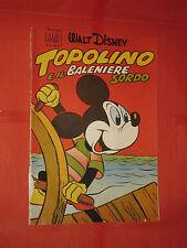 GLI ALBO D'ORO DI TOPOLINO-n° 36 -F-annata del 1953-originale mondadori-DISNEY