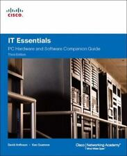IT Essentials: PC Hardware and Software Companion Guide (3rd Edition)-ExLibrary
