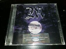Midnight M CRIMSON GLORY Vox Indie Cd Sealed 2001