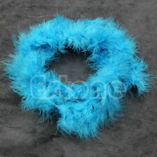Marabou 2 Meters Colorful Feather Boa For Burlesque Fancy Dress Party Boas