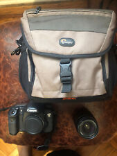 Canon 7D With 18-55mm Lens And Carrying Case