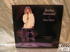 Barbra Streisand One Voice Vinyl Record Columbia Records 1987
