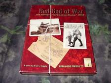 "Avalanche Press 2005 AP - Red God of War game - The Soviet ""Operation Mars 1942"