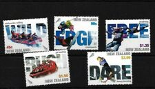 NZ SG2751/5, 2004 EXTREME SPORTS MNH