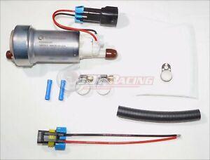 Genuine Walbro TI Auto 525lph F90000285 Hellcat Fuel Pump & Kit E85 Compatible